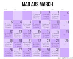 Mad Ab March