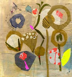 Paper plant life by Andrea Daquino