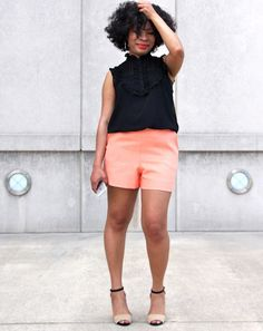 My #DIY Shorts finished! #fashion #sewing :)