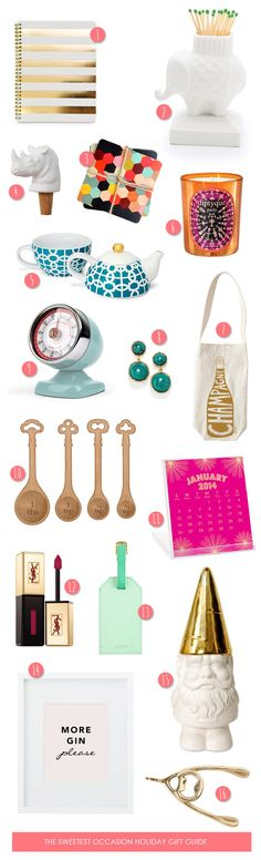 The Gift Guide - Hostess Gifts