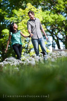 Engagement photos in New York Botanical Garden | Christopher Duggan | Christopher Duggan Photography botan garden, botanical gardens