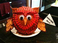 Decorated Pumpkin!