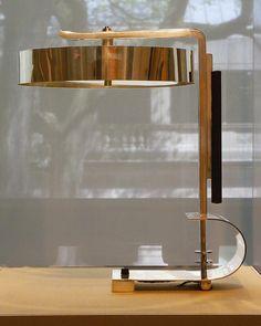 Lamp by Walter von Nessen 1930