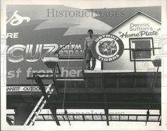 Dennis Sutton from WCUZ AM - 1990