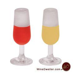 Fun Wine Glass Stopper! #wine
