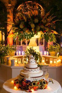 Wedding at Hotel Mazarin Credit: Arte De Vie