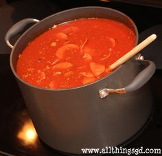 Pepperoni chili