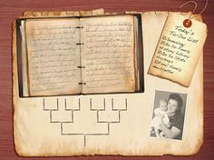 Public Domain Genealogy  -  a site where you can access public domain genealogy records and pictures.