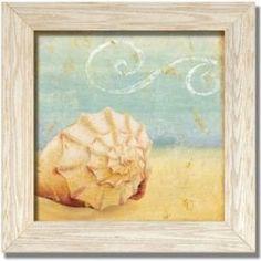 Seashell Bathroom Decor on Pinterest