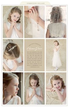 communion collage