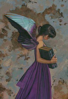 Sharing Wisdom ~ Artist Carol Heyer ~ Doreen Virtue Cards