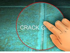 How to Clean Grout -- via wikiHow.com