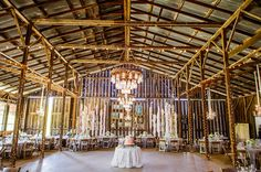 This needs to happen! California Barn Wedding: Annie + Brian