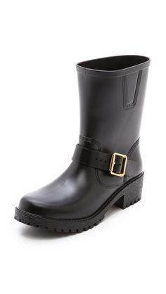 Marc by Marc Jacobs Short Rain Boots