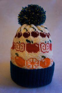 fruit machine bobble hat