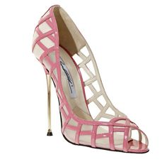 Brian Atwood Anise in pink
