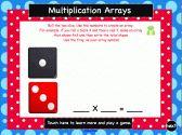 SMARTBoard Interactive Array Multiplication product from 1-2-3-Interactive-Classro on TeachersNotebook.com