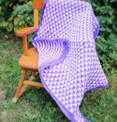 Thinking of You Blanket ~ free pattern