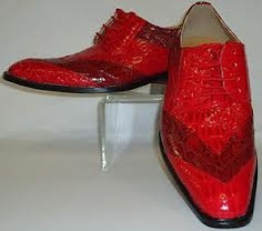 Exotic shoes for men