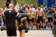Team tension as CrossFit Central takes the win