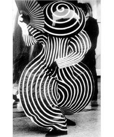 Costume from Triadisches Ballett, ca. 1922.  Oskar Schlemmer 1888-1943, German