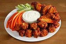 Crowd favorite baked buffalo wings for game day.