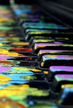 paint the music
