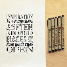 Inspiring Typography Quotes For Creative Professionals