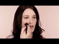 Lisa Eldridge - Classic #Bridal Look Tutorial. For more tips and a list of products visit my website http://www.lisaeldridge.com/video/7532/a-classic-bridal-look/ #Makeup #Beauty #Bridal #Tutorial #Wedding
