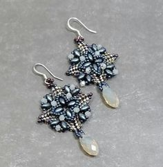 Super Square Earring