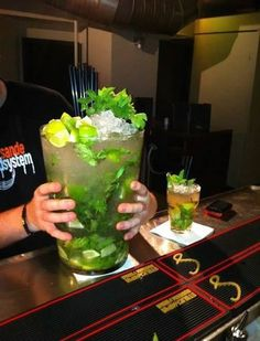The Mother of all Mojitos