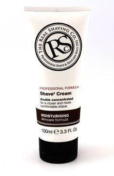 The Real Shaving Co. Moisturising Shaving Cream (100ml)