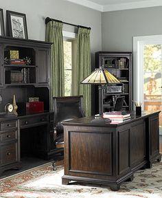 Rick home office on Pinterest