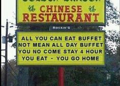 buffet, funny signs, funny pictures, food, funni