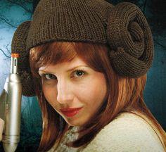 Princess Leia Bun Hat