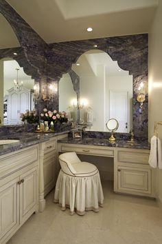 eclectic design, mirror, interior design, makeup vanities, bathroom vanities, bathrooms, bathroom designs, master bath, powder rooms