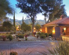 Canyon Ranch in Tucson.