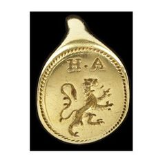 Signet ring Place of origin:Europe (west, made) Date:1550-1600