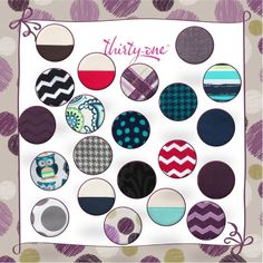 Fall in love with all of the new prints that Thirty-One has in the Fall Catalog starting Sept. 1st!!