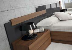 Mobiliario de dormitorio on pinterest 38 pins - Hermida muebles ...