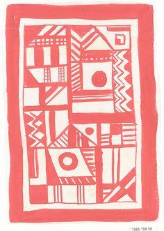Bauhaus Textile ◆