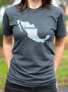 Mexico Home T-shirt (En)