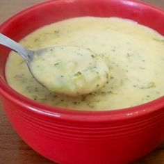 Broccoli Cheese Soup in the Crock Pot