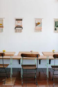 Weavings + wall hangings