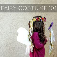 Beautifully Rooted: Fairy Costume 101: The Flower Crown