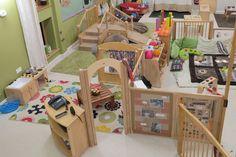Community Playthings   Bright Beginnings - Leeds University Nursery baby room