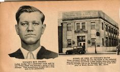 Luther Jordan and North KCMO bank Jordan was arrested with Vivian Chase and charged with the robbery