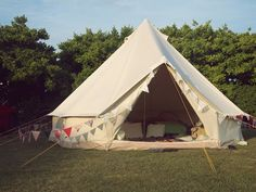 ...one day... i want to have a tent like this one...