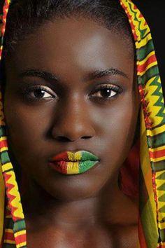 We love Ghana.