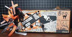 Echo Park Apothocary Emporium Envelope album by DT member Carla Oliveira